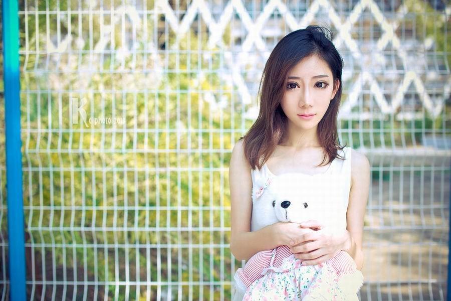 GG-286韩国时尚搭配90后小美女