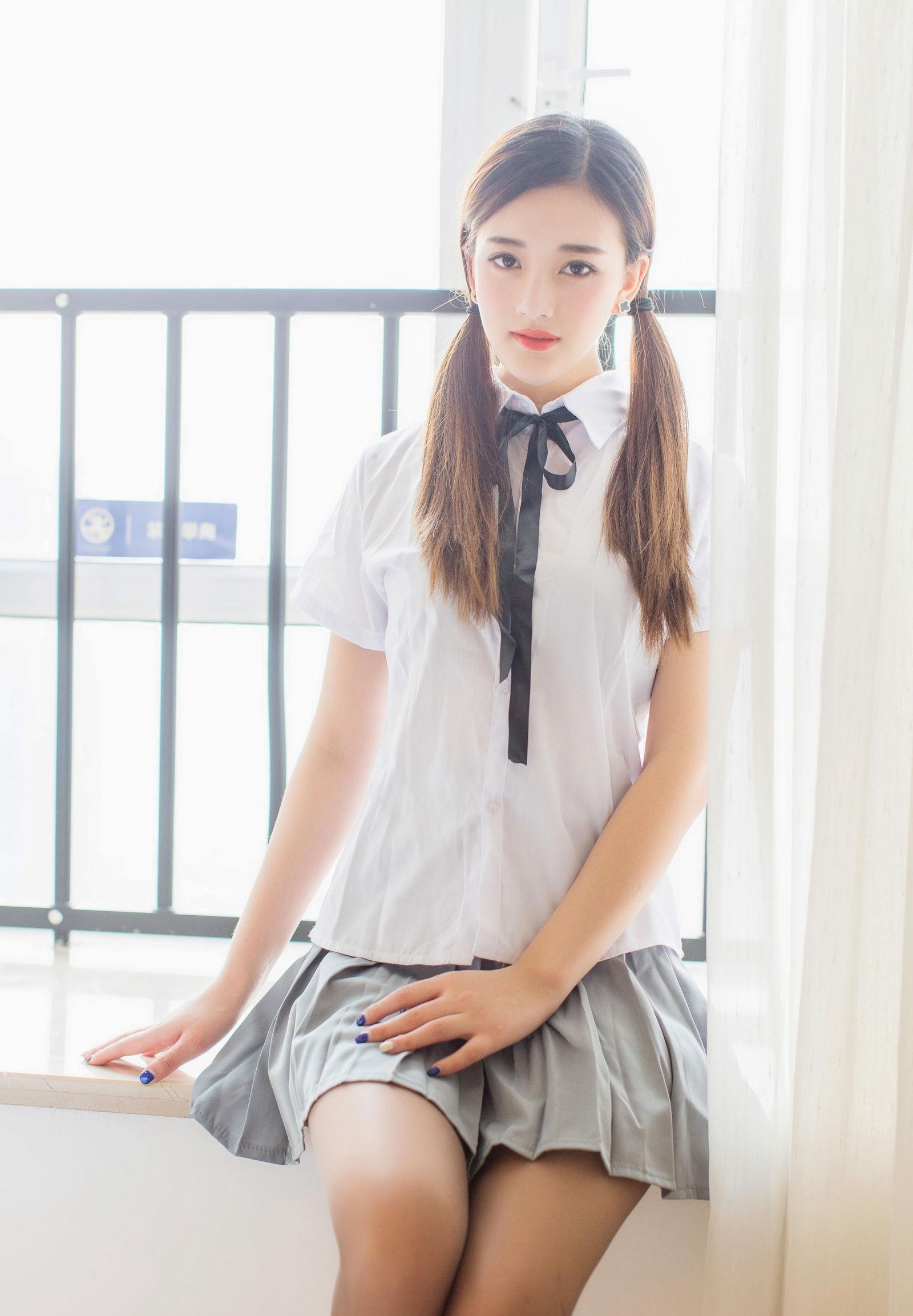 5SHK-280潮流美女百变造型散发时尚气息