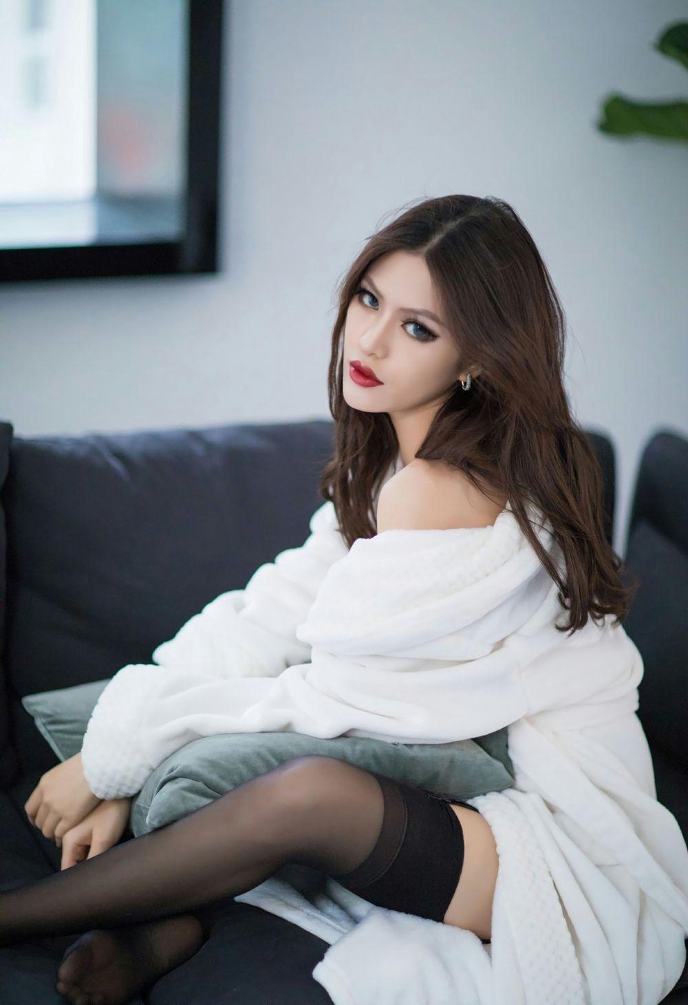 4IPX-062韩国性感美女低胸诱惑写真