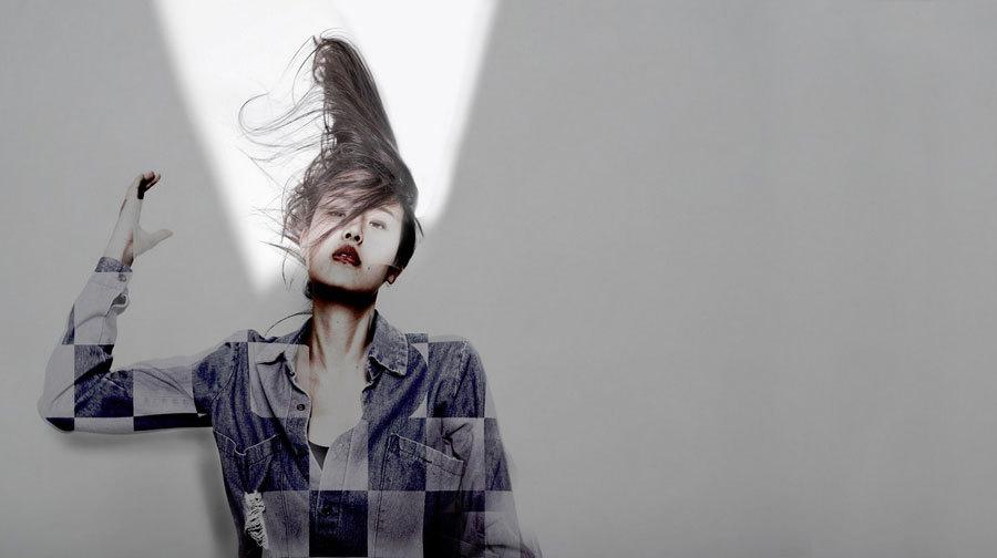 9MIBD-845头条短发女神轻舞飞扬性感床照透视装诱惑美臀写真套图
