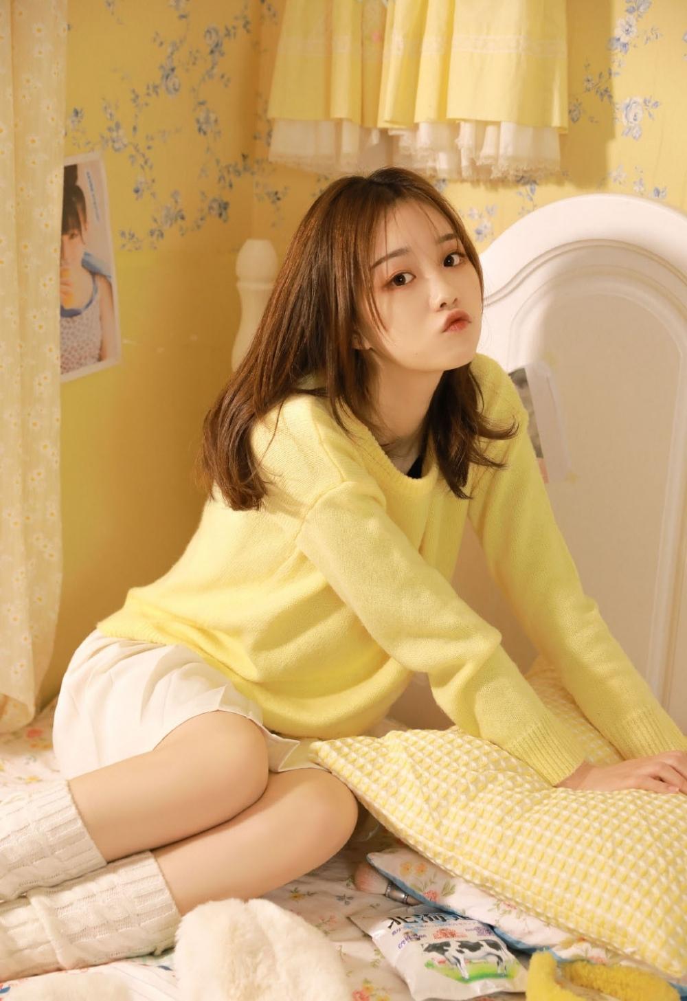 9URE-013性感比基尼泳衣美女杨晨晨