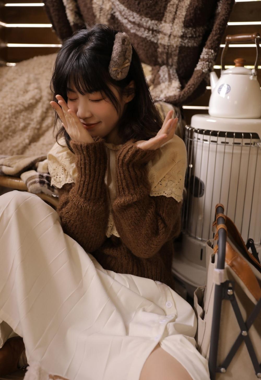 7MILF-304日本模特一组摄复古写真