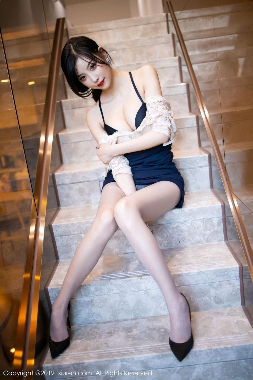 MIAD-458美女安琪渔写真 薄纱遮体诱惑升级