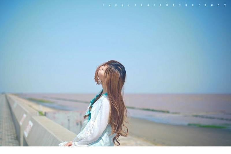 JUL-360校园格子裙美眉元气阳光写真