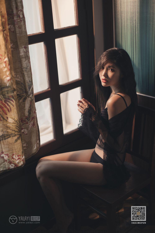 flns233看起来又纯又媚的性感猫女郎白丝诱人美女辣图