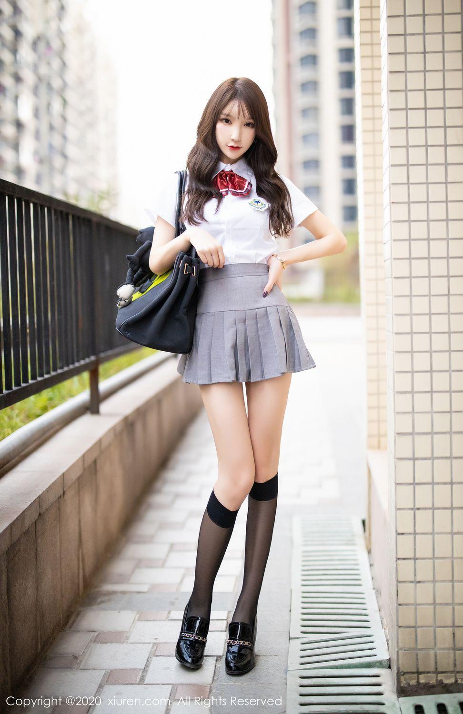 EKDV-482校园美女樱花学生妹养眼制服黑丝美腿清纯图片