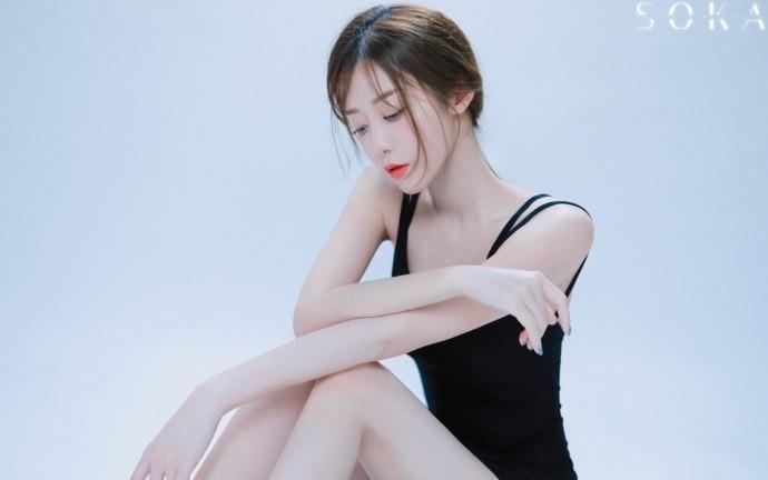 3VEMA-056Beautyleg学生制服装长腿白丝袜美女