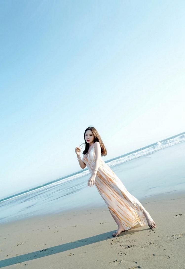 GHKO-89清纯旗袍美女私房长腿丝袜诱惑写真