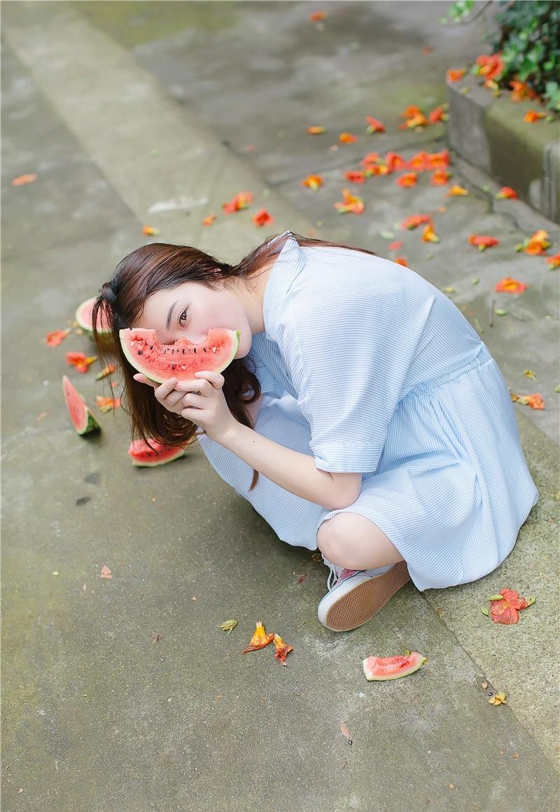 KAWD-250白色吊带丝袜婚纱写真  洁白唯美