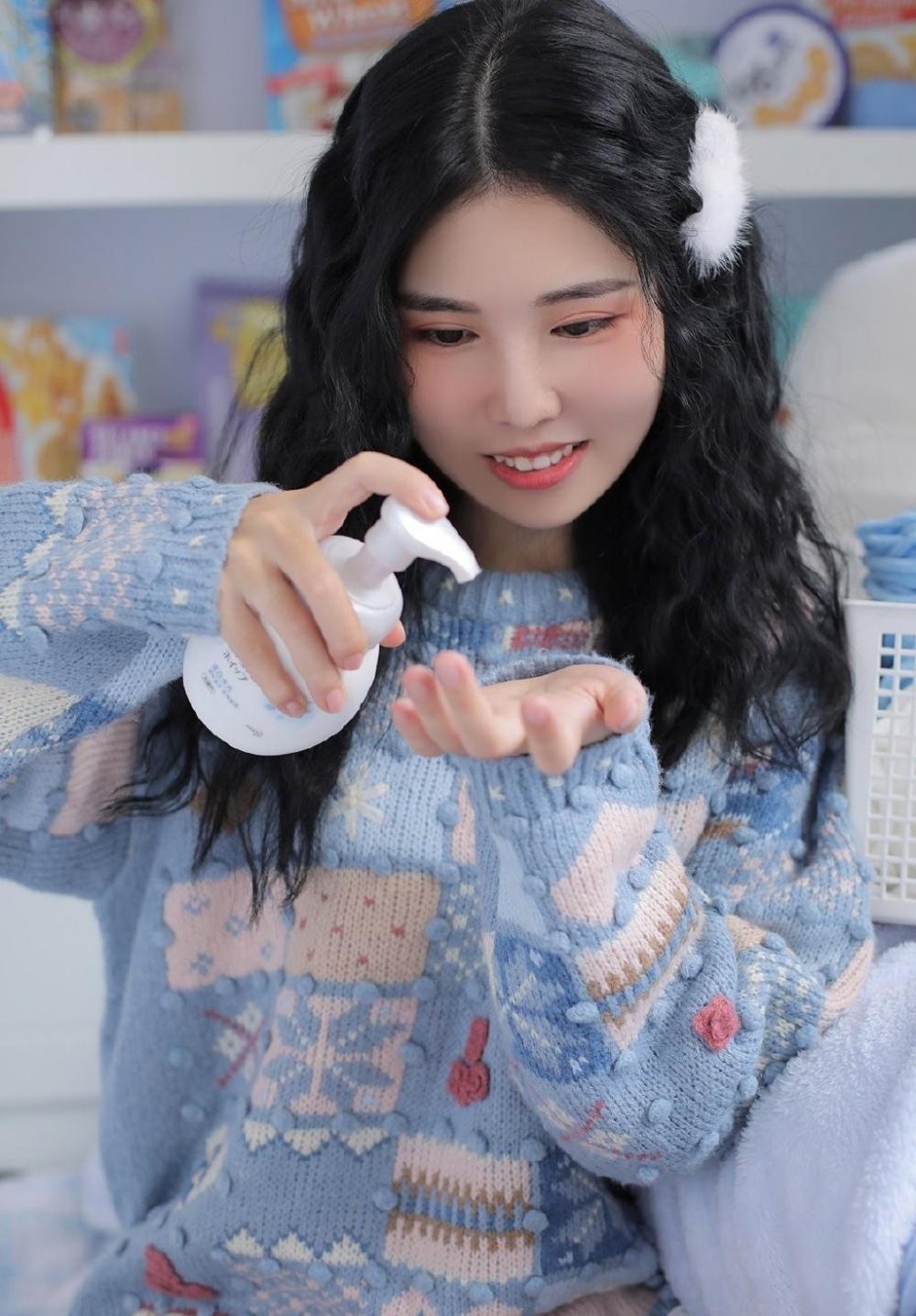 IPZ-304粉嫩兔女郎吊带连体衣性感写真
