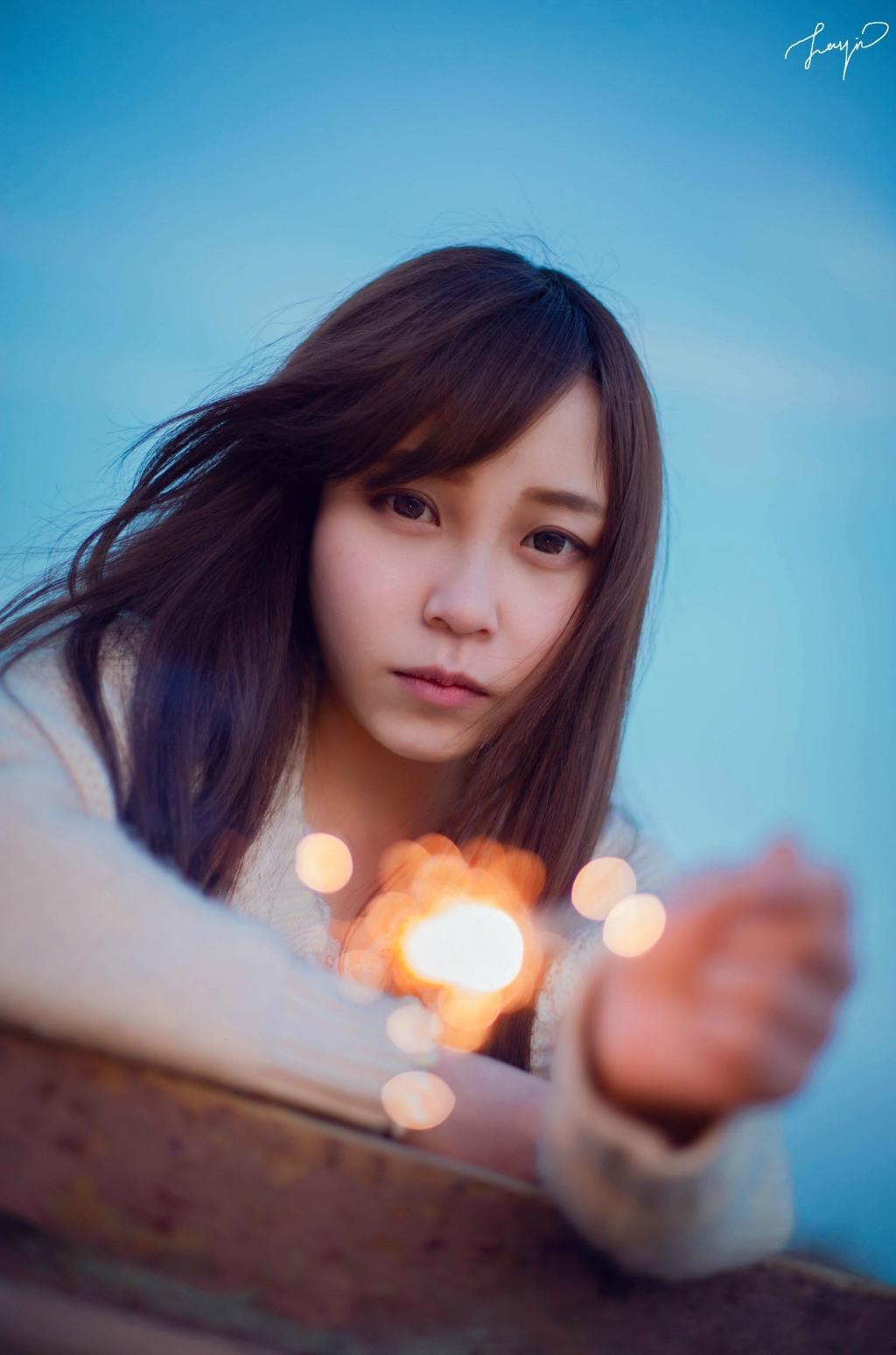 JUY-381甜美女孩萌白酱可爱图片