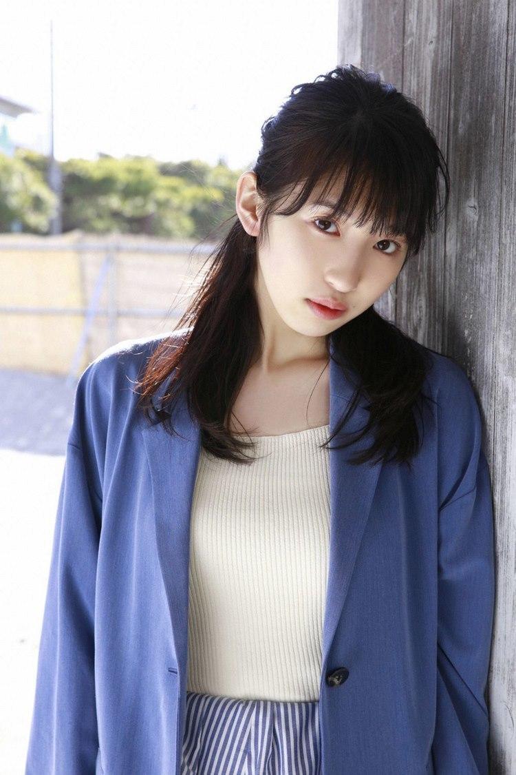 CWM-203女生笑容甜美清新可爱图片