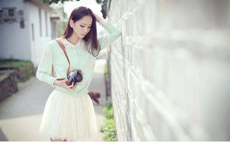 ECB-085清纯日系女生肤白貌美娇俏写真