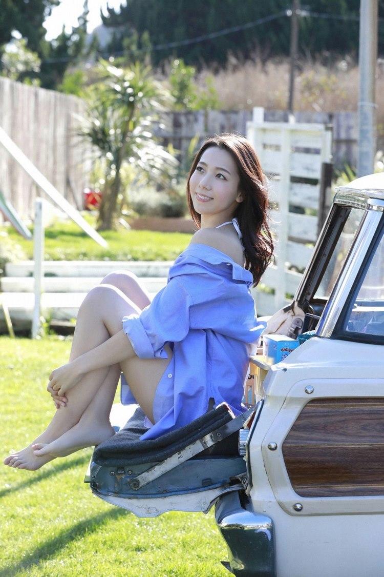 KTRD053亚洲美女周于希超短裙诱惑后入式翘臀日本真人性做爰图片