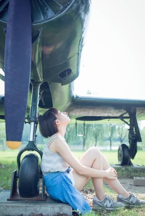 GWAZ-077长相俏皮的小萝莉美腿修长白皙性感唯美个性写真