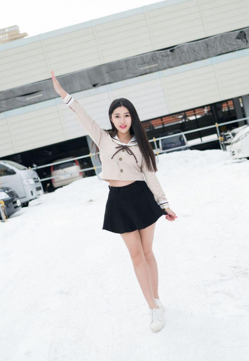 5KAW-030漂亮小姑娘眉清目秀可爱图片