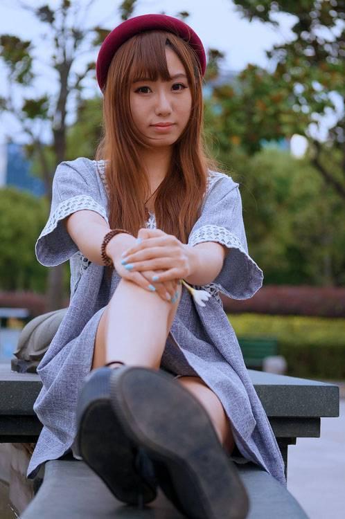 KR-9192阳光小美女娇软可欺温柔可人清纯养眼妹子图片