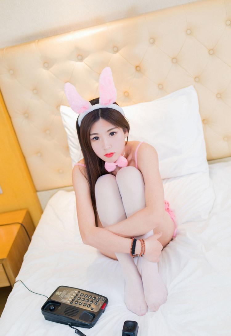 5SOE-503可爱萌白酱萝莉夏日清凉写真图