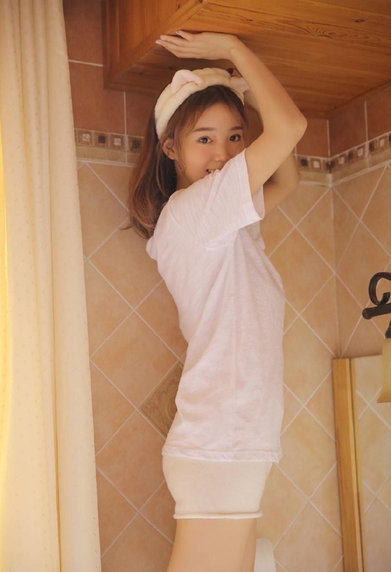 MXGS-817亚洲嫩模熊爱玉丰满乳房性感美臀日本模特图片