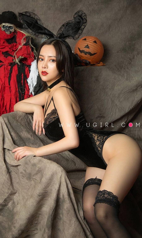 JUX-384极品尤物萝莉美女丰满体态居家吊带内衣性感写真