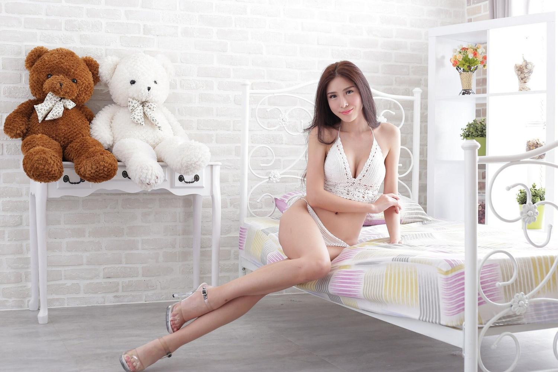 MDTM-370亚洲美女婉怡极品美乳诱惑美臀摸自己白嫩娇躯图