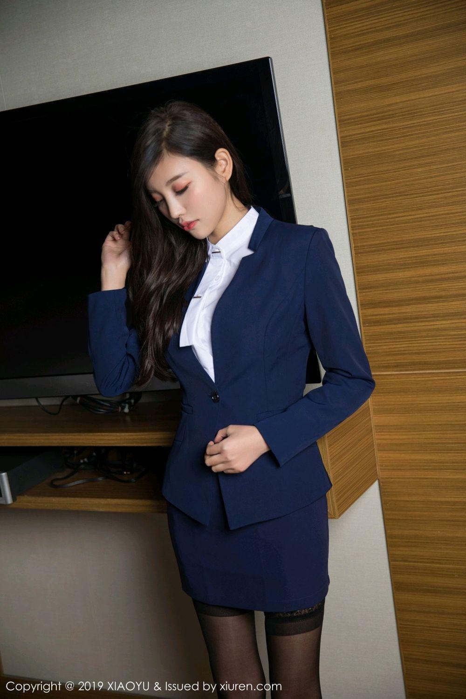 KDKJ-082办公室秘书筱纯ol制服诱惑黑丝翘臀销魂写真