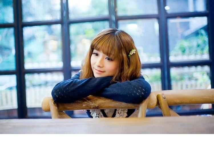 MADM-054巨乳美女猫耳娘粉色条纹内衣白丝福利性感写真图片