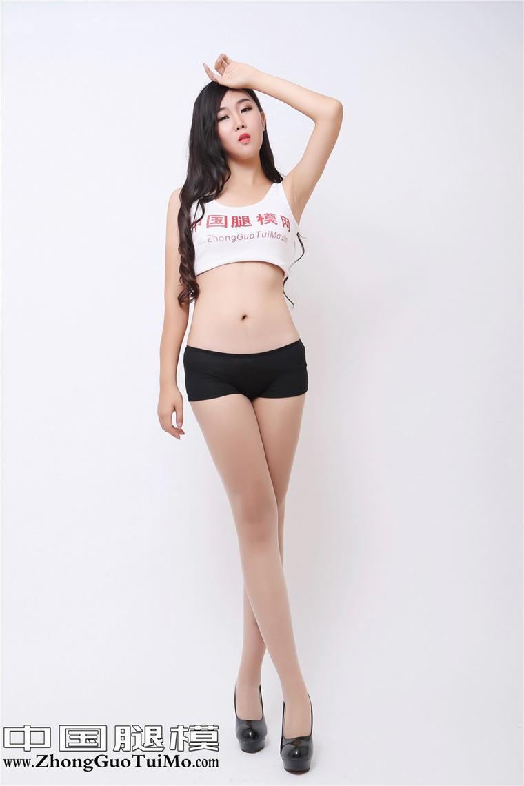 MXGS-683齐逼热裤白色蕾丝内衣空中泳池性感性感写真图片