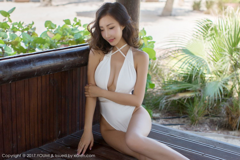2SMA-633长腿嫩模张静燕甜美写真尽显宅男女神风格