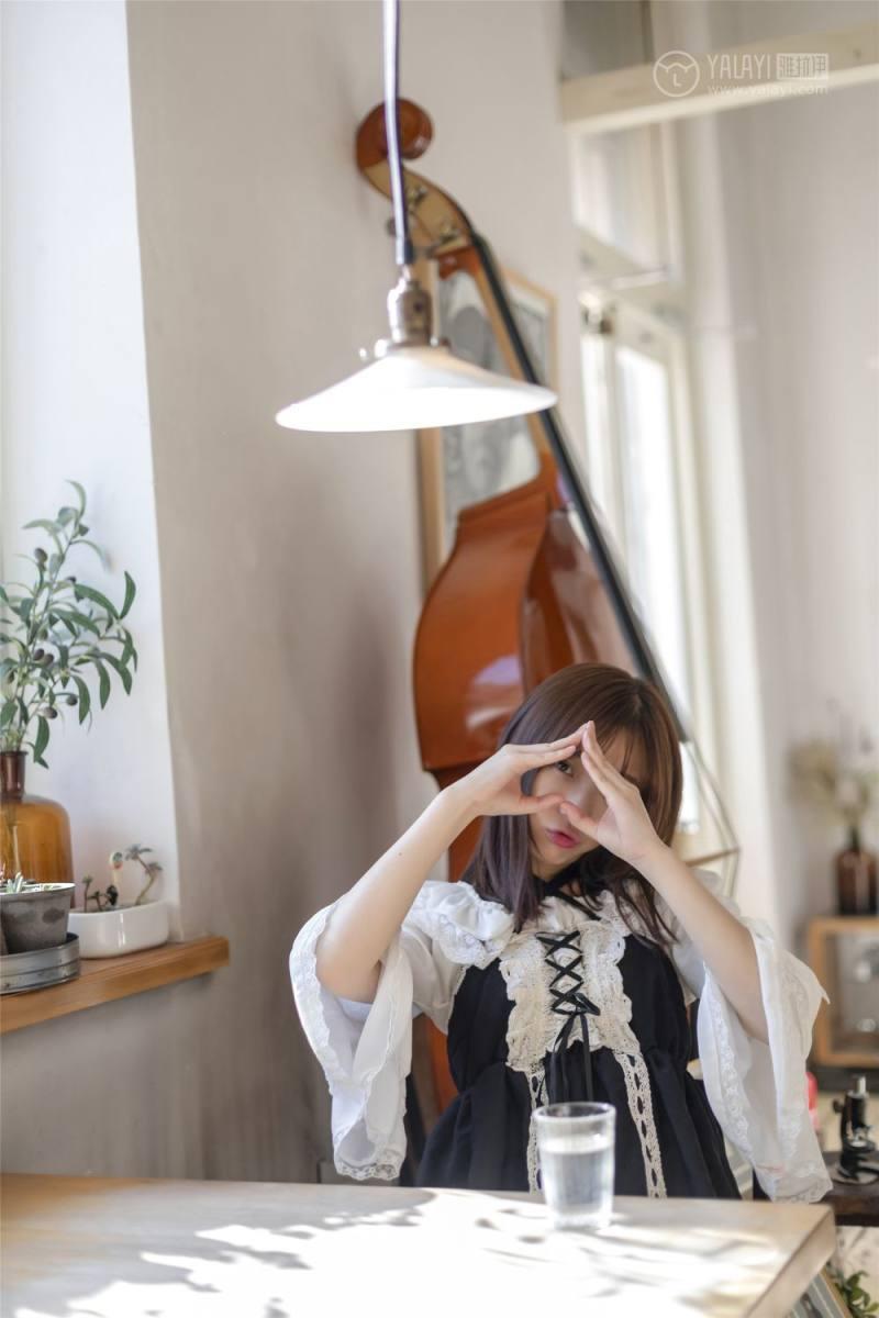 5BBI-039性感萝莉幼女丁字裤透明内衣翘臀丰韵写真