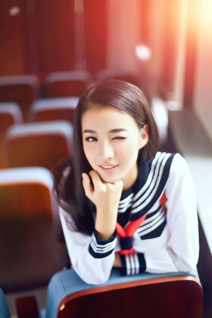 JUC-661性感女孩复古写真 优雅气质令人难忘怀