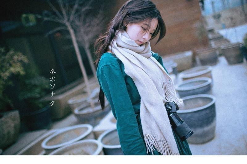 CJOD-072性感美女童倩深v大开真空无罩杯豪乳大胆姿势写真