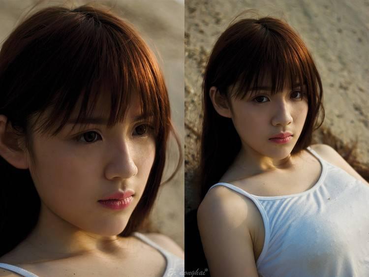 HAVD-589身材骨感但胸大的高挑韩国美女