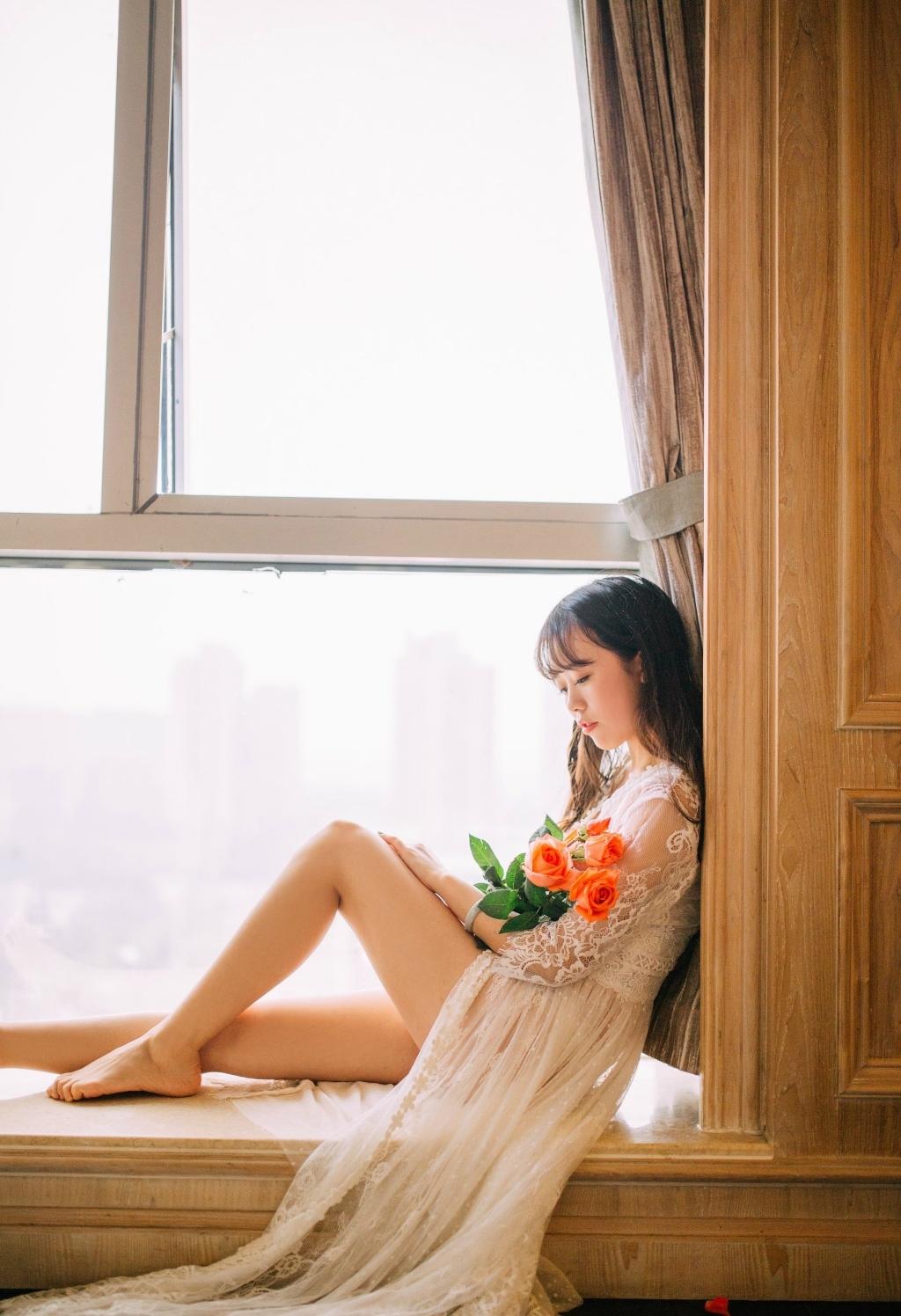 1AZ-RPSD476妙龄美少女性感内衣床