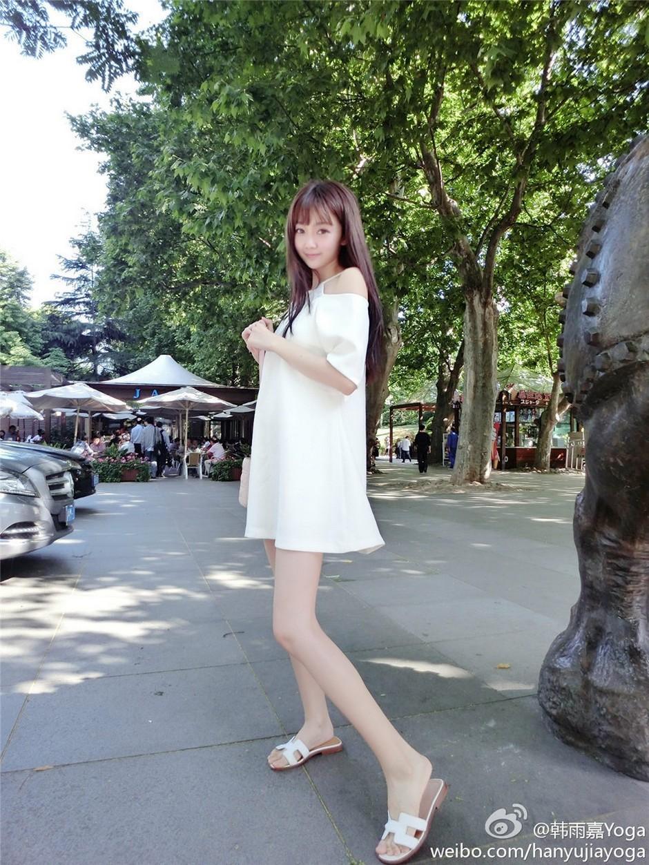 MKMP-120韩国蓝色超短裙美女