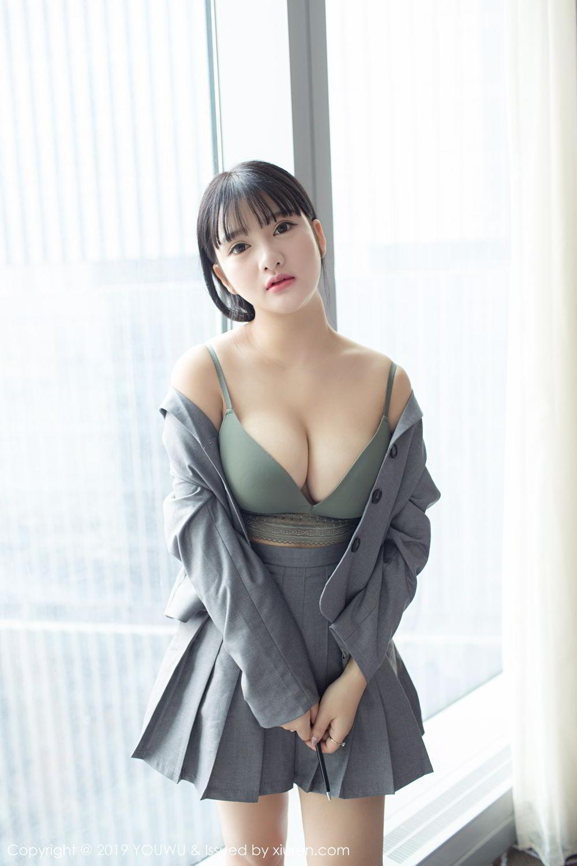 3VAGU-059高挑花瓶身材大胸美女