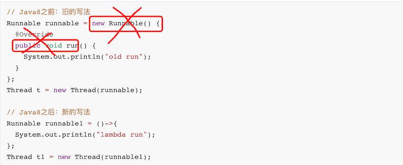lambda減少了模板程式碼