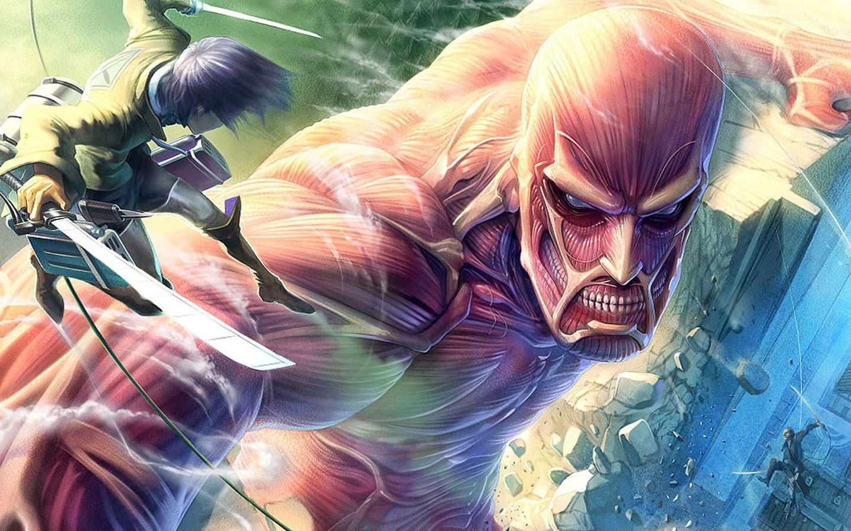 【漫画下载】《进击的巨人》正传+公式书(全完结)-Anime漫趣社