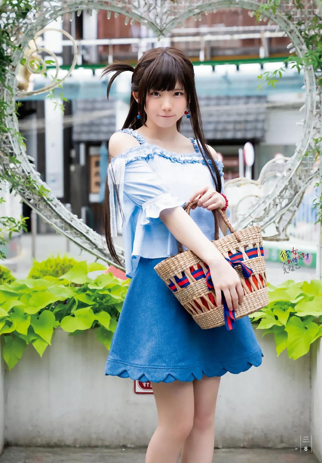 图片[11]-【Cosplay】人气动漫《租借女友》水原千鹤COS作品欣赏-Anime漫趣社