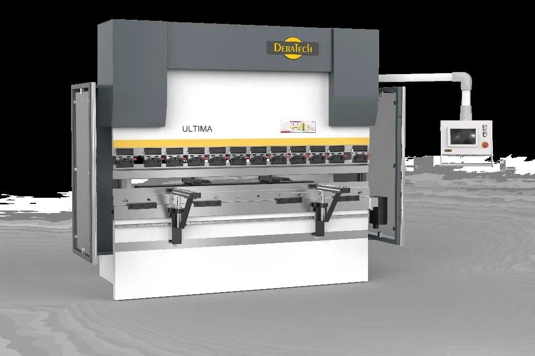 双伺服油电混合数控折弯机的技术发展及应用
