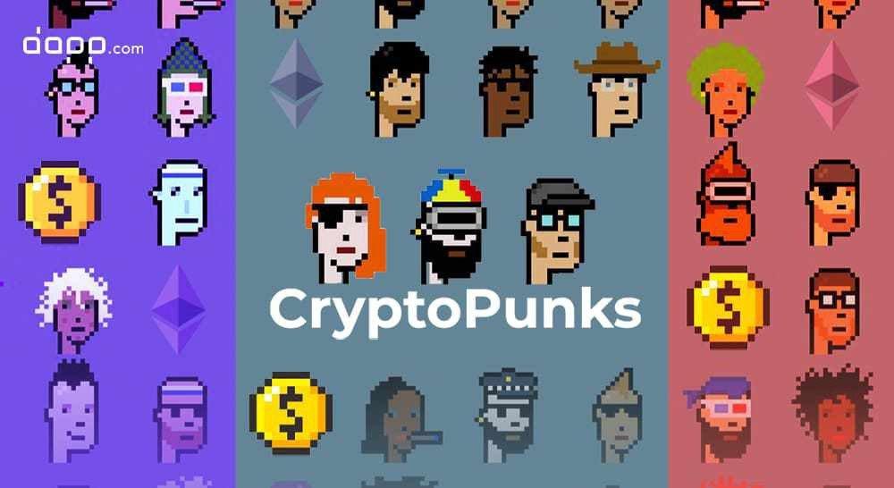 How to Buy A CryptoPunk. Early in 2017, Larva Lab created… | by Dapp.com |  Dapp.com | Medium