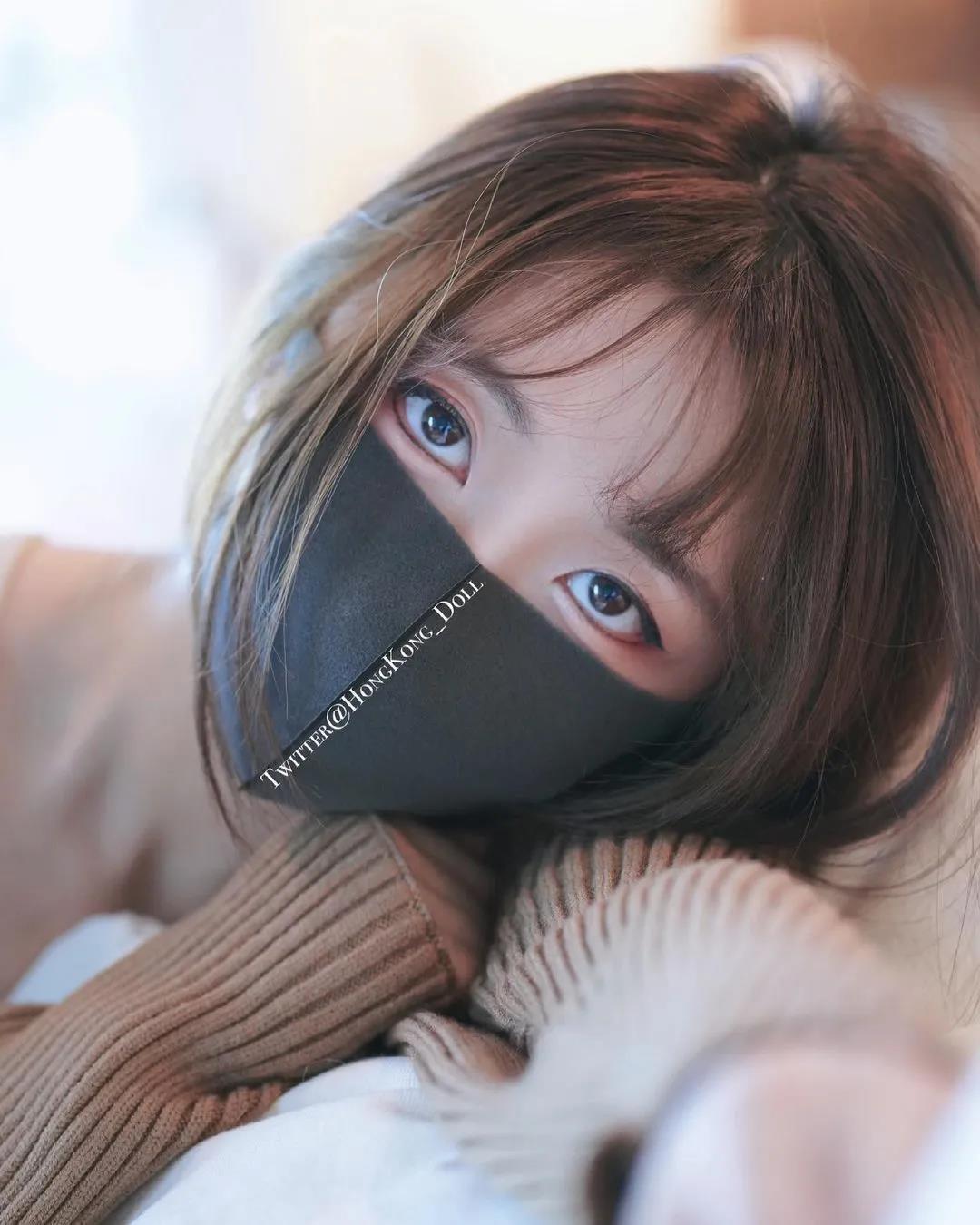 P站新晋女神[hongkongdoll]香港玩偶姐 桃花眼太迷人 网络美女 第7张