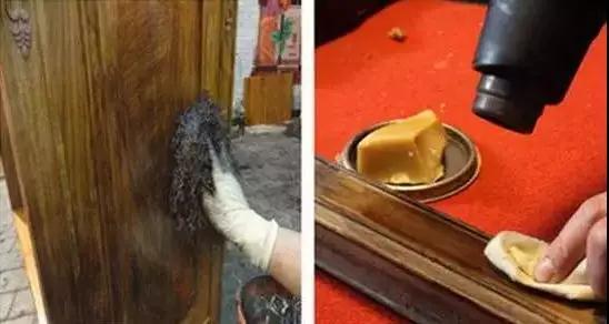 乌海家具维修培训机构哪里好,家具表面起鼓修复方法