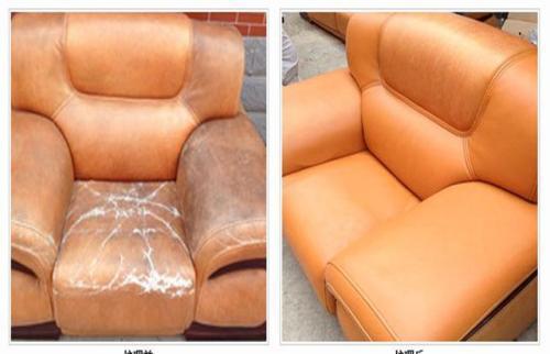 家具维修技术分享-人造皮沙发掉皮怎么修复-家具美容网