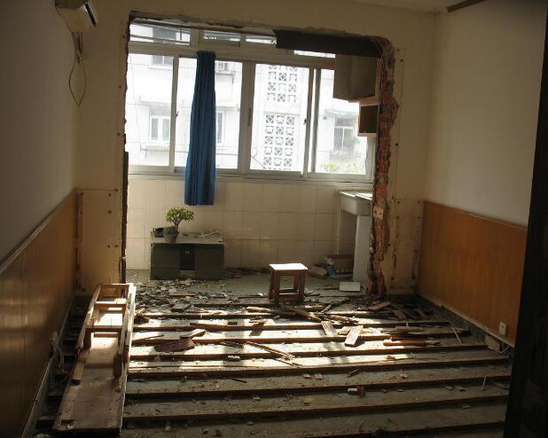 旧房墙面装修翻新的步骤