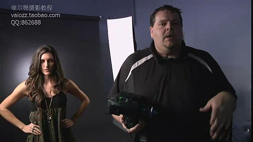 摄影教程_Frank Doorhof《高品质影棚人像摄影布光曝光法则》(中文字幕) 摄影教程 _预览图4
