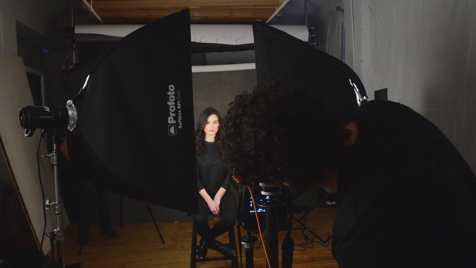 摄影教程_Fstoppers-彼得·赫利(Peter Hurley)完美头像人像面部布光教程-中文字幕 摄影教程 _预览图8