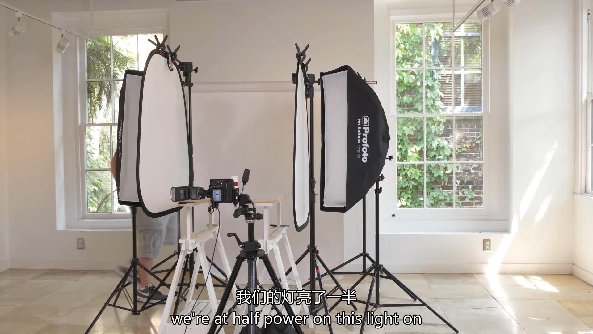 摄影教程_Fstoppers-摄影师Brian RodgersJr高端产品摄影及后期教程-中英字幕 摄影教程 _预览图15