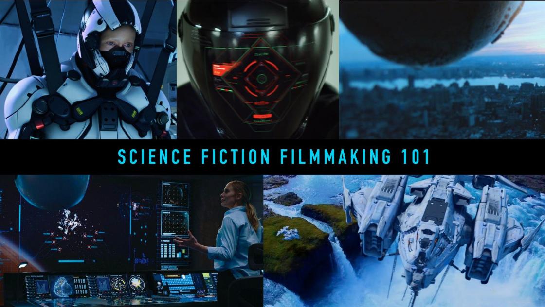 摄影教程_Hasraf_HaZ Dulull 的科幻电影摄制教程-中英字幕 摄影教程 _预览图1