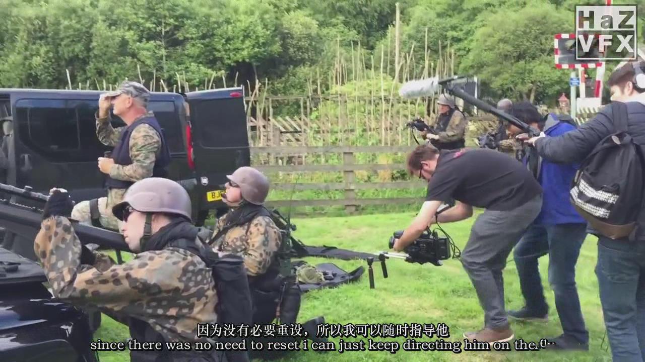 摄影教程_Hasraf_HaZ Dulull 的科幻电影摄制教程-中英字幕 摄影教程 _预览图5